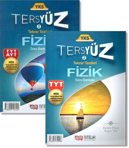 Nitelik Yayınları – YKS Tersyüz Konu Testleri – Ekrem Pala, Ali Yener, Özgür Taş
