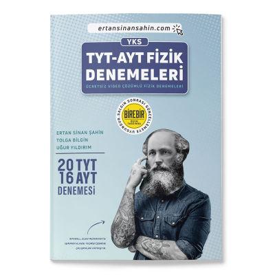 TYT-AYT Fizik Denemeleri - Ertan Sinan Şahin