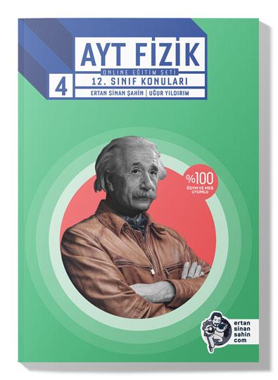 AYT Fizik 12. Sınıf Konu Anlatımlı Soru Bankası