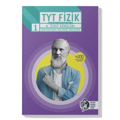 TYT Fizik – 9. Sınıf Konuları Ders Kitabı