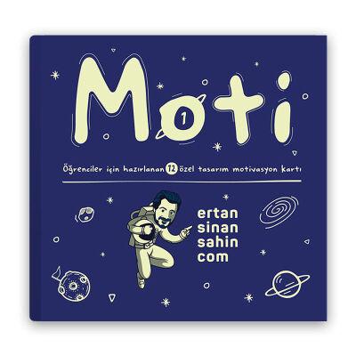 Moti 1 - Motivasyon Kartları Ürün Görseli