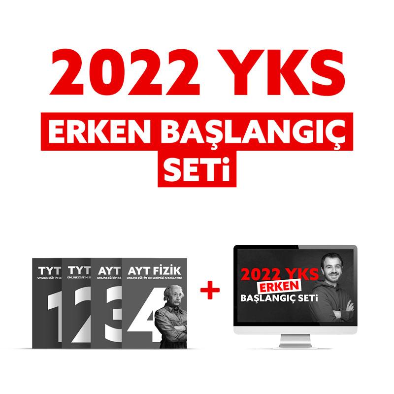 YKS 2022 Erken Başlangıç Seti