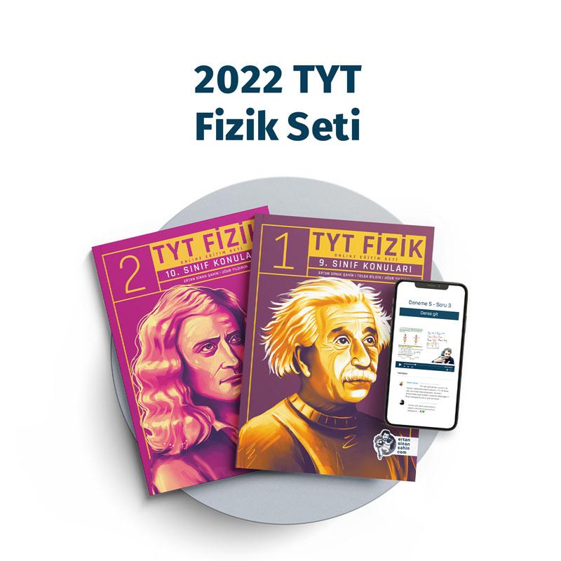 2022 TYT Fizik Seti