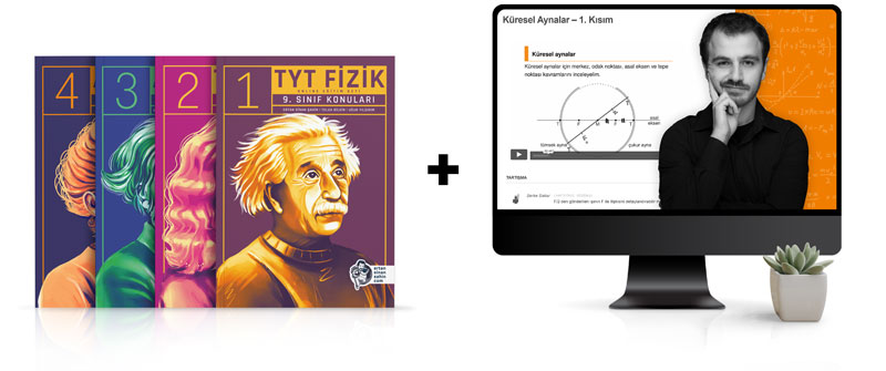 Ertan Sinan Şahin TYT Ayt Fizik Setleri