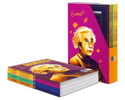 Ertan Sinan Şahin Fizik Setleri Kutu Klasörü